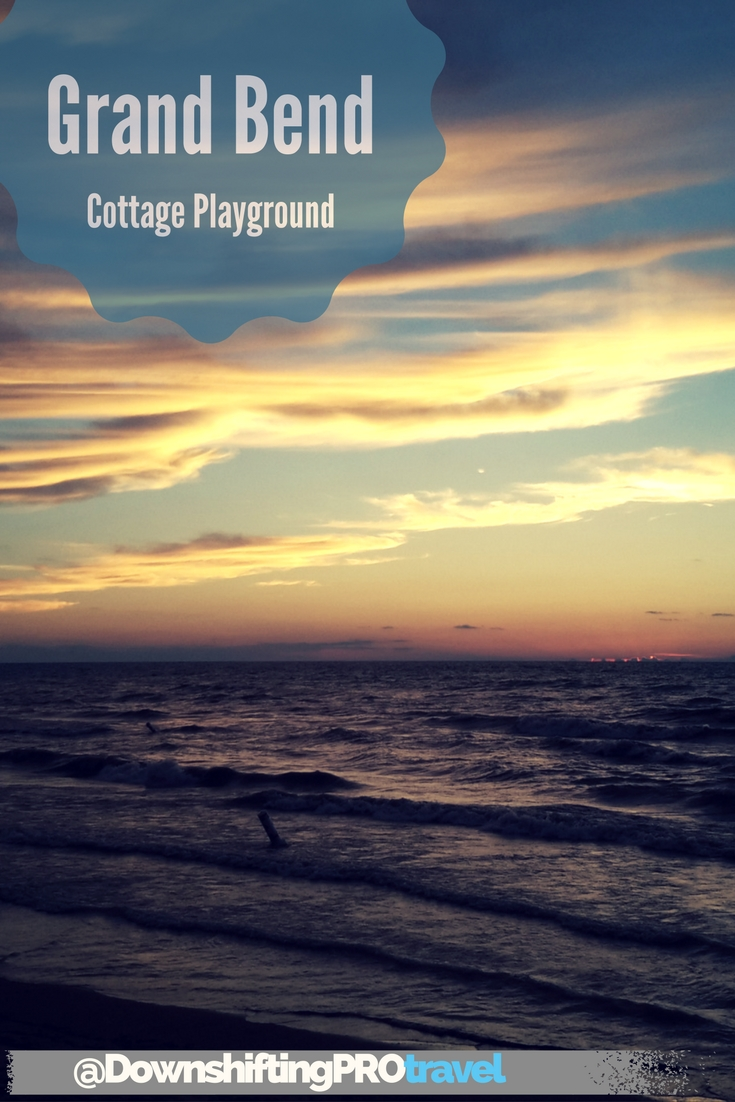 Grand Bend Ontario Cottage Playground On Lake Huron Downshiftingpro