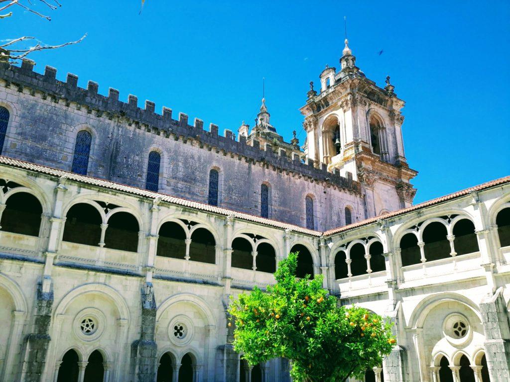 Alcobaça Monastery - 7 Wonders of Portugal