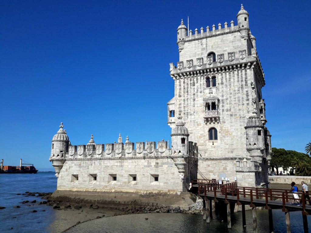 7 Wonders of Portugal - The Belem Tower