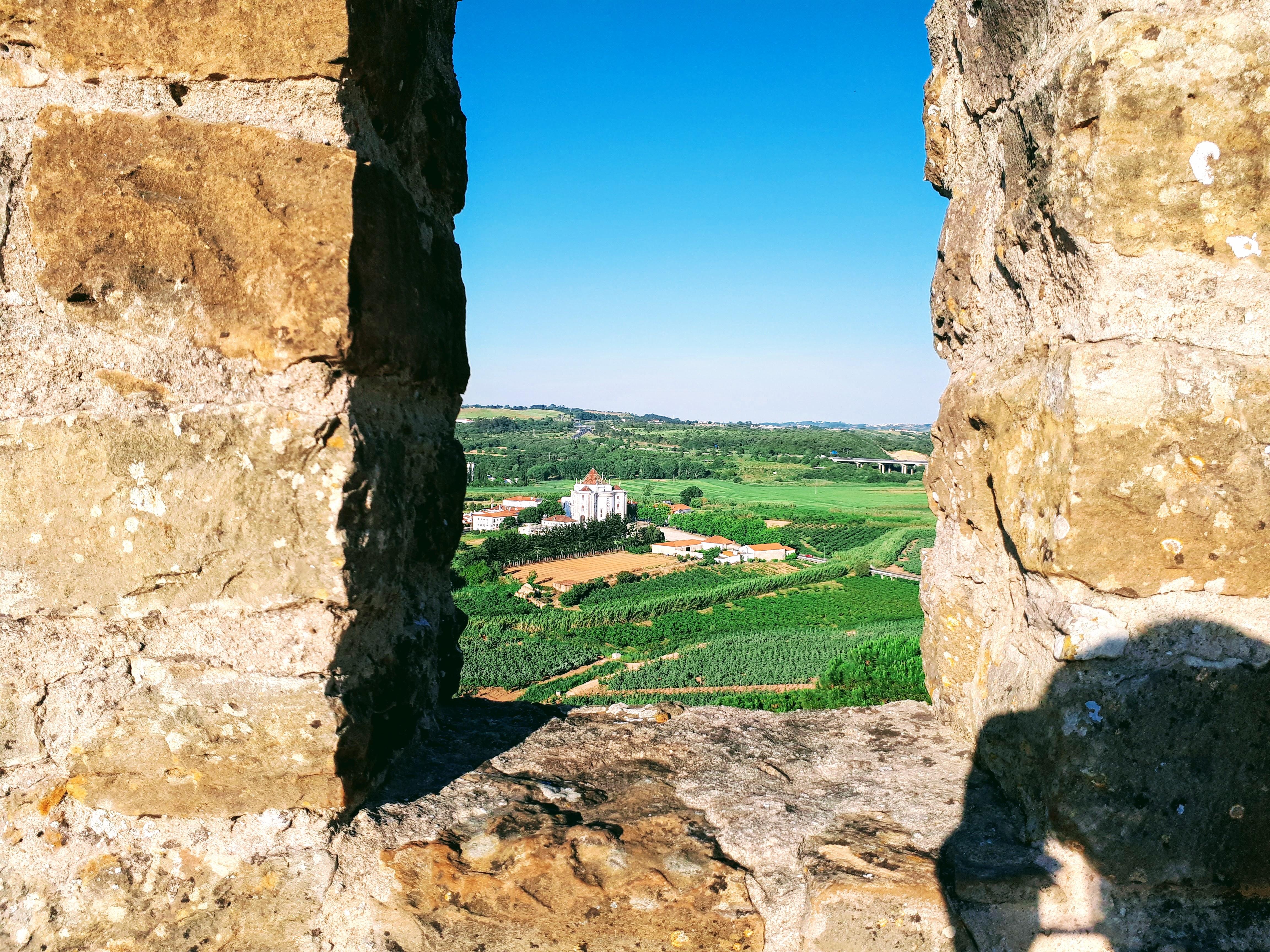 Obidos Castle - 7 Wonders of Portugal